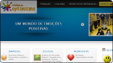Visite o site 'Clube do Optimismo'